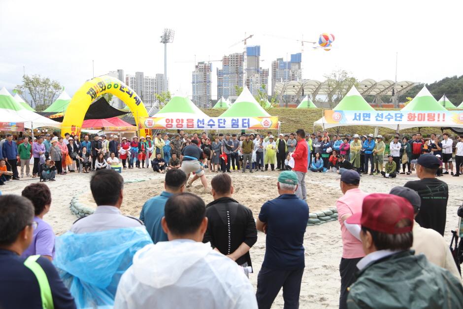 襄陽文化祭り(양양문화제)