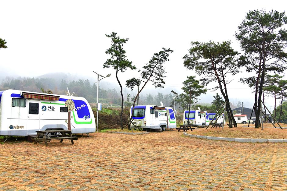 득량만풍광휴식센터