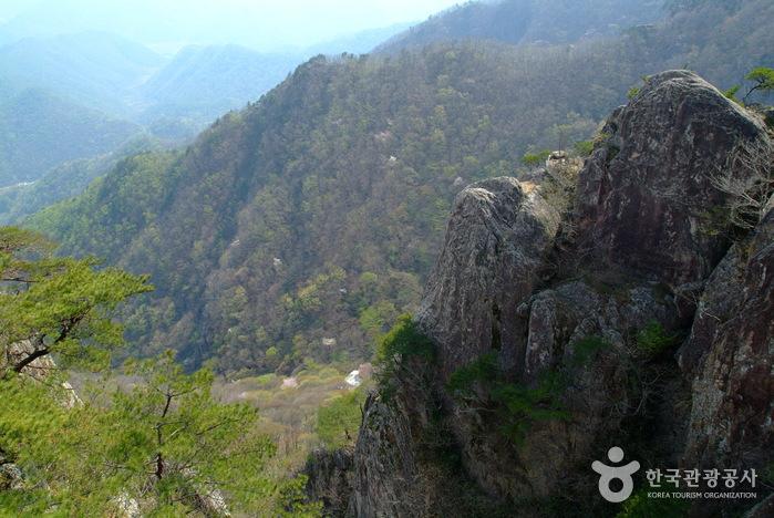Daedunsan Provincial Park (Geumsan Region) (대둔산도립공원 (금산지역))