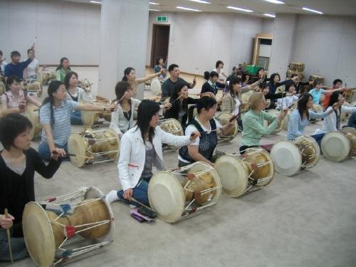 HUFS Foreign Language Training and Testing Center (한국외국어대학교 한국어문화교육원 프로그램)