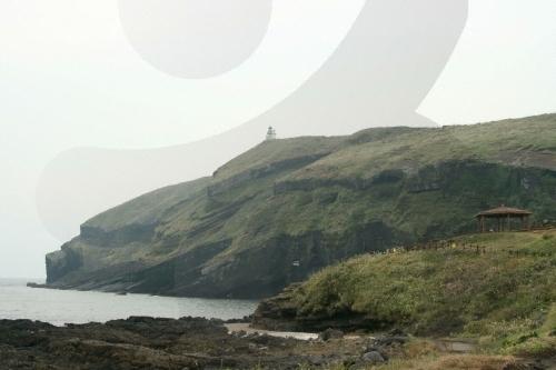 Someori Oreum (Gipfel Udobong) (쇠머리오름(우도봉))