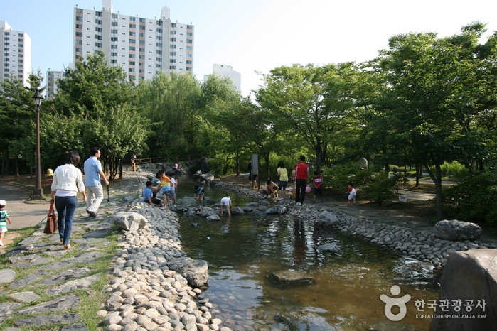 富川中央公園(부천 중앙공원)