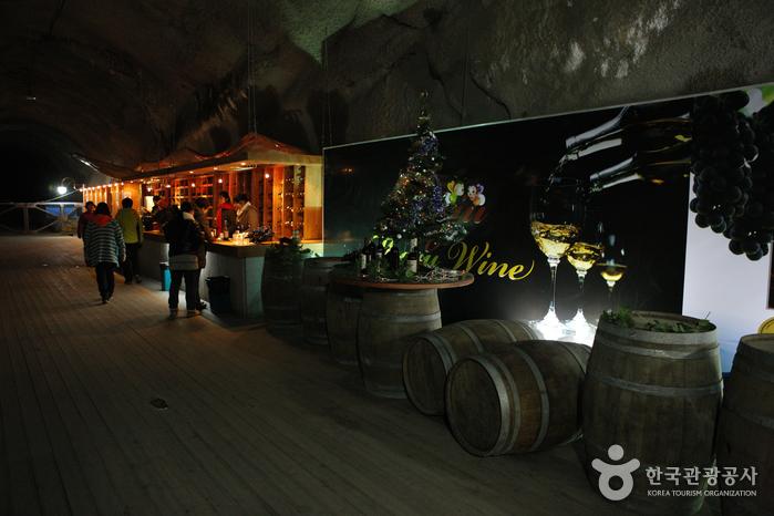 Muju Meoru Wine Cave (무주머루와인동굴)