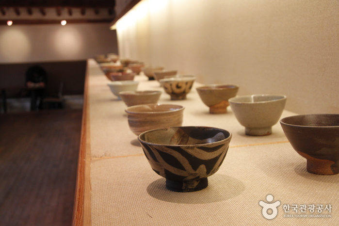 Areumdaun Cha Bangmulgwan (Beautiful Tea Museum) (아름다운차박물관)