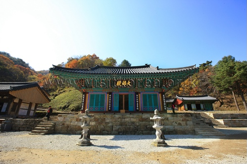 Guryongsa Temple (구룡...