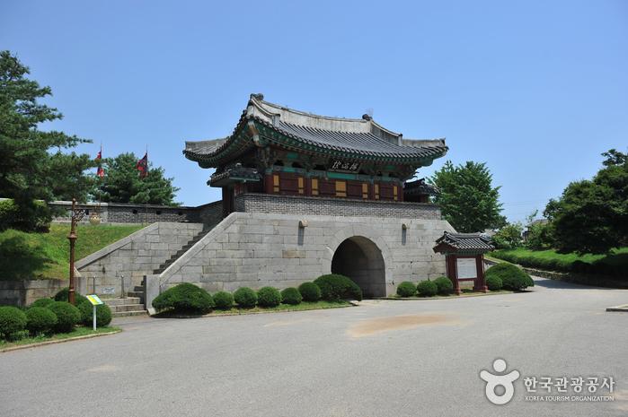Deokjinjin Fortress ...