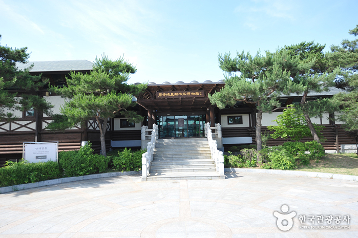 Byeokgolje Museum of Agricultural Culture (벽골제 농경문화 박물관)