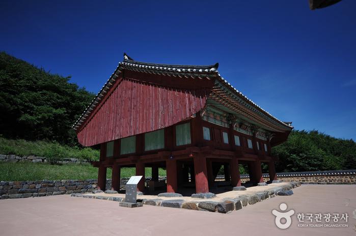 Архивное ведомство Чоксансан (적상산사고지)2