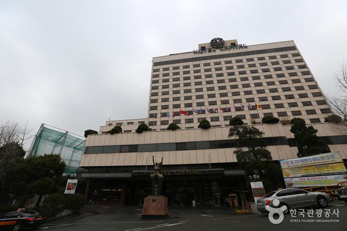 首都酒店<br>(캐피탈 호텔)