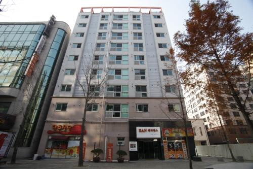 EAN RESIDENCE HOTEL [Korea Quality] / 이안레지던스호텔 [한국관광 품질인증]
