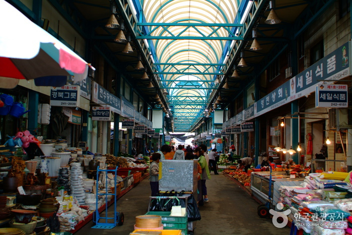 Jukdo Market ( )