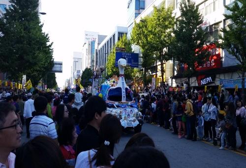 7080 Chungjang Recollection Festival (추억의 7080 충장축제)