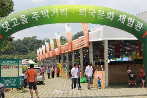 Damyang Bamboo Festival (담양대나무축제)