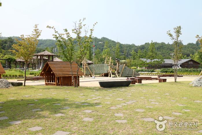 Тематический парк Ontrepieum в Андоне (안동 온뜨레피움)12