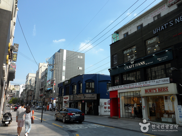 Apgujeong Rodeo Street (압구정 로데오 거리)