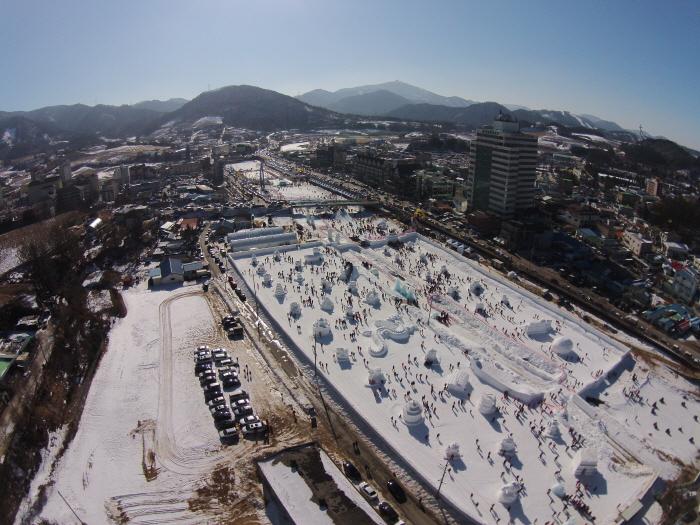 대관령 눈꽃축제 2017 사진5