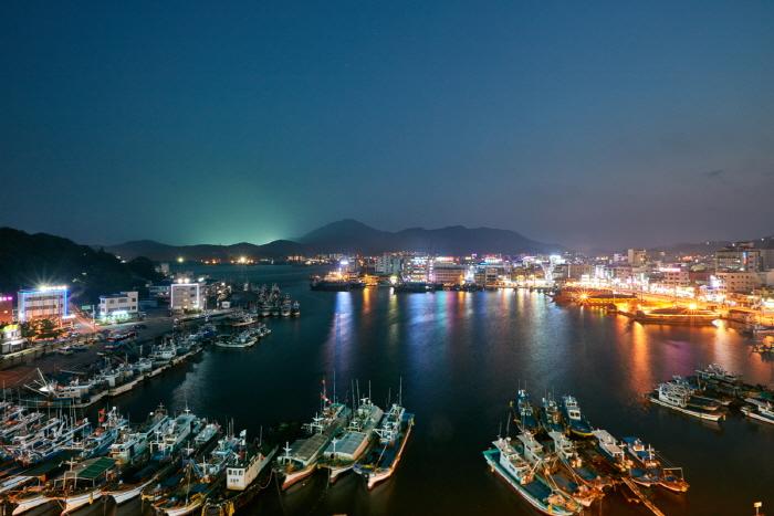 Порт Кангуан (강구안)2