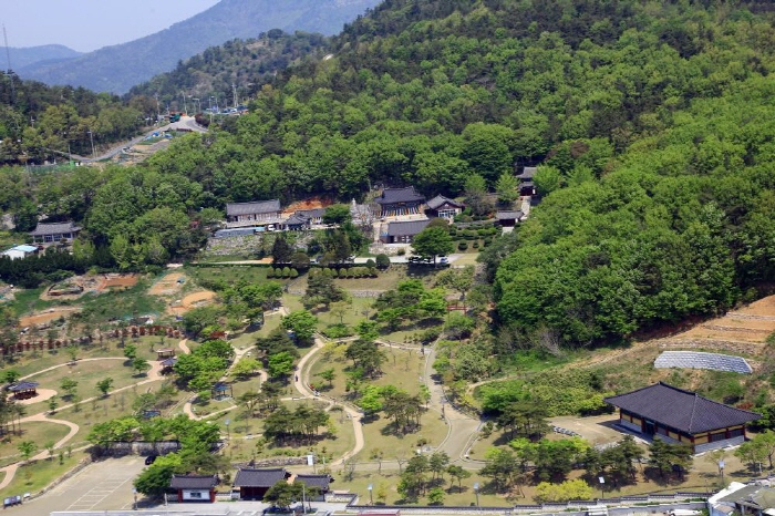 Chungminsa Temple (여수충민사)