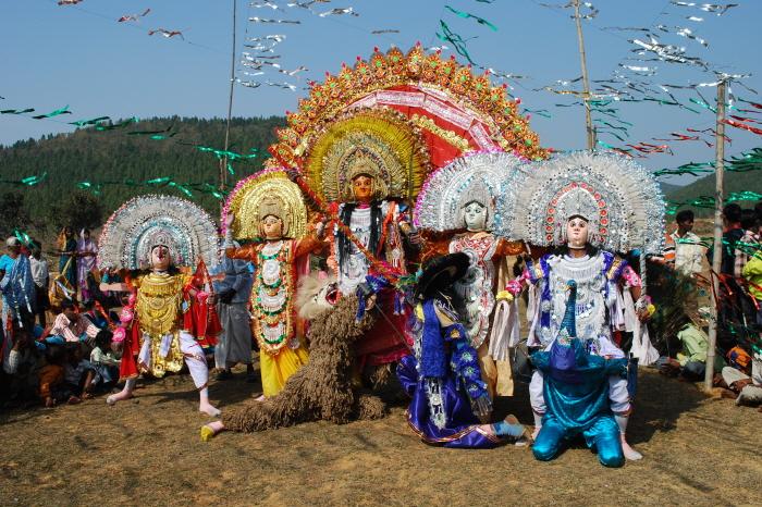 사랑-인도문화축제 2019