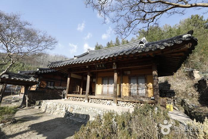 Chuwoojae House (추우재)