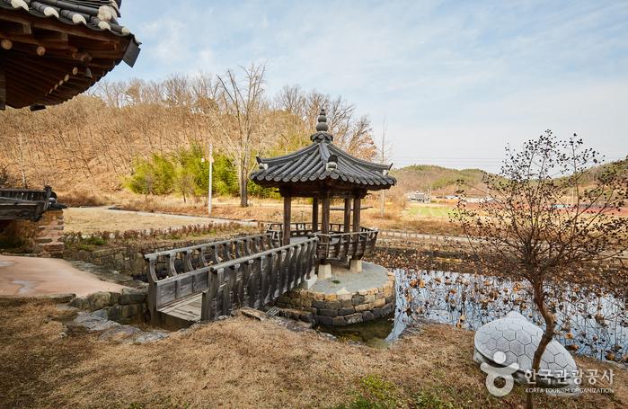 亀厓古宅[韓国観光品質認証]귀애고택[한국관광품질인증/Korea Quality]