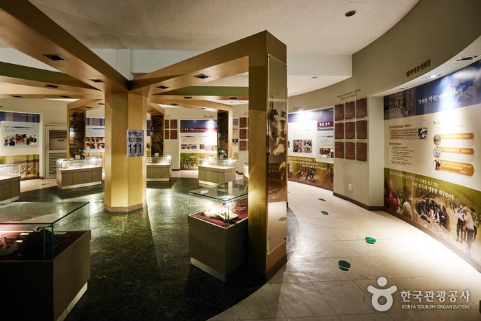 6.25戦争体験展示館(6.25 전쟁체험전시관)