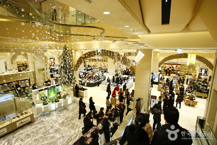 Shinsegae Department Store - Main Store ( -)
