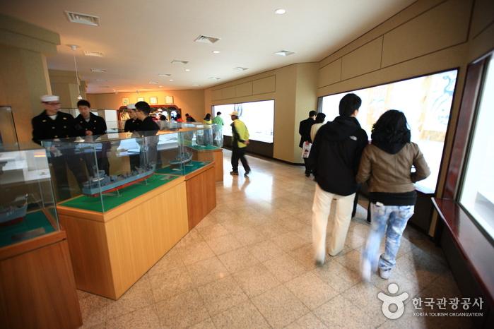Korea Naval Academy Museum (해군사관학교박물관)