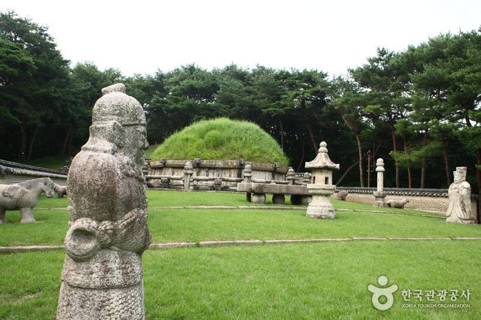 Donggureung [UNESCO World Heritage] (구리 동구릉 [유네스코 세계문화유산])
