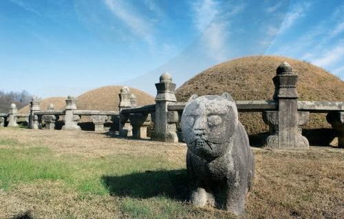 Donggureung Royal Tomb [UNESCO World Heritage] (구리 동구릉 [유네스코 세계문화유산])