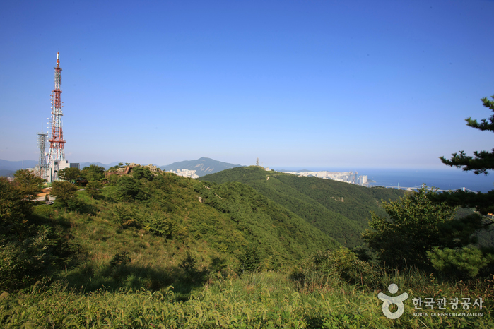 Geumnyeonsan Mountain (금련산)