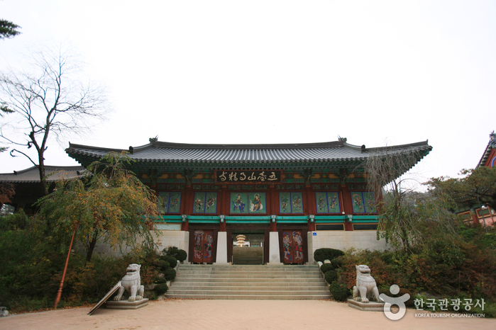 Woljeongsa Temple (...