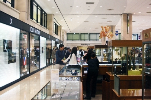 Shinsegae Department Store - Gangnam Branch (-)