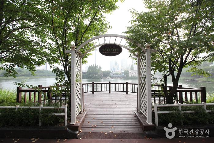 Парк Сонпханару (озеро Сокчхон) (송파나루공원(석촌호수))12