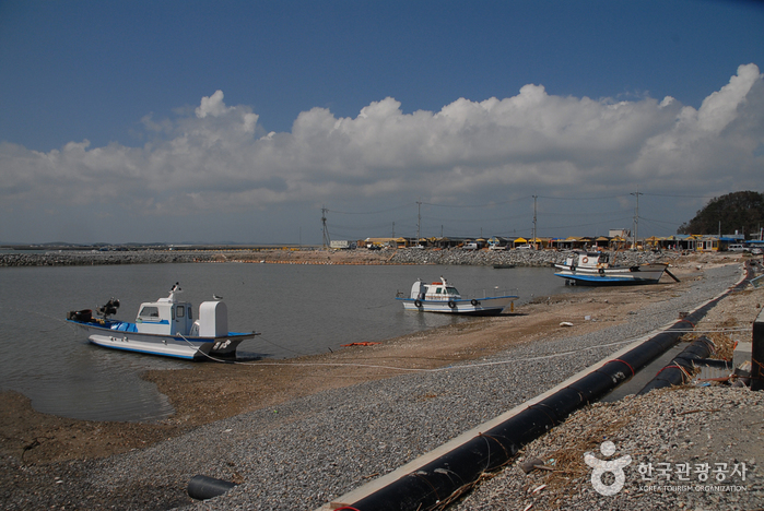 Port de Namdanghang (남당항)