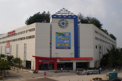 Home Plus - Jungdong Branch (홈플러스 - 중동점)
