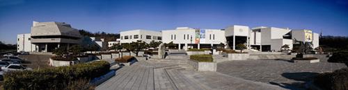 Дворец культуры и искусства в Тэгу (대구문화예술회관)16