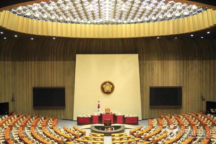 Gebäude der Nationalversammlung (국회의사당)
