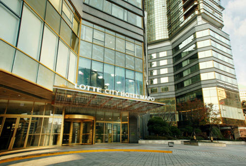 Lotte City Hotel Mapo (롯데시티호텔 마포)