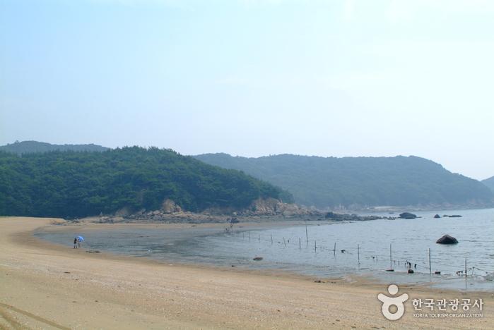 Морской пляж Сильми (실미해수욕장)5