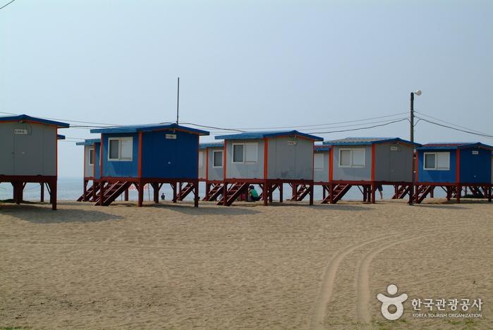 Hanagae Beach (하나개해수욕장)