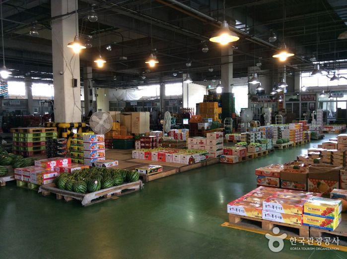 原州農産物卸売市場(원주 농산물도매시장)