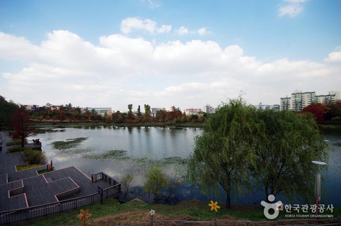 서울 양천구 서서울호수공원 코스