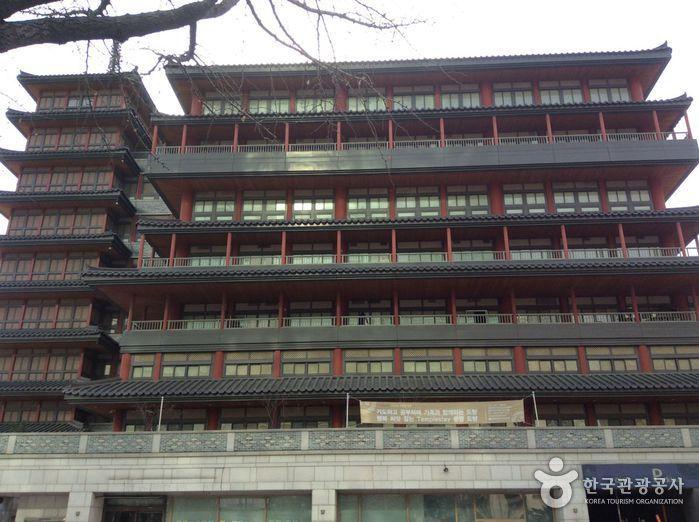 國際禪中心(국제선센터)2