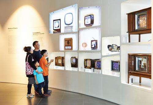 Музей инновационных технологий Самсунг (삼성이노베이션뮤지엄)3