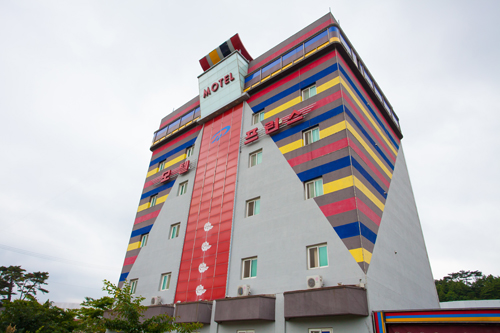 Prince Motel - Goodstay (프린스모텔 [우수숙박시설 굿스테이])