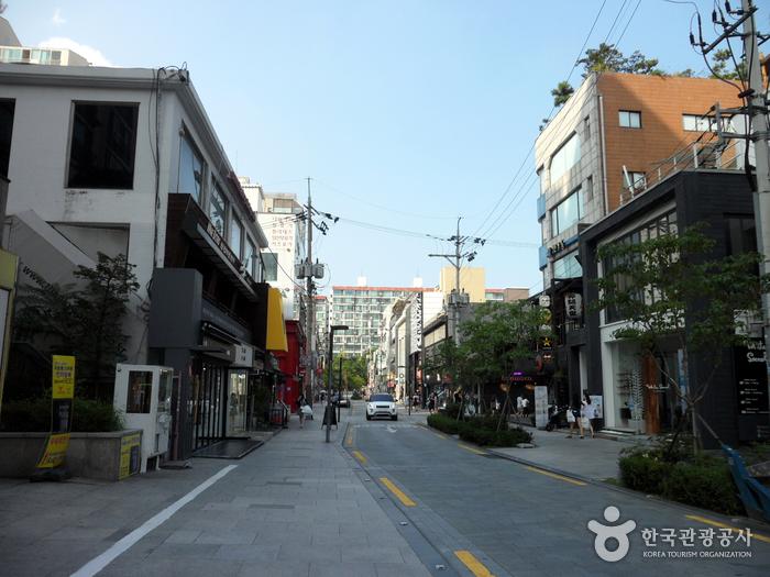 狎鴎亭ロデオ通り(압구정 로데오 거리)