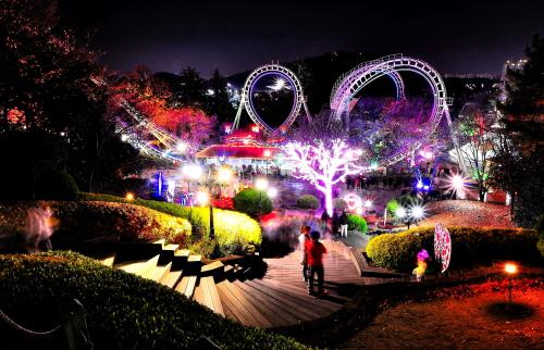 이월드 별빛축제 사진1