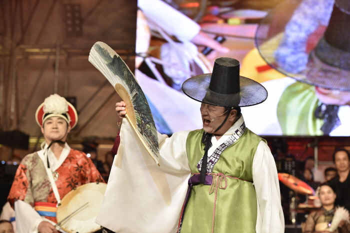 Jeonju International Sori Festival (전주세계소리축제)