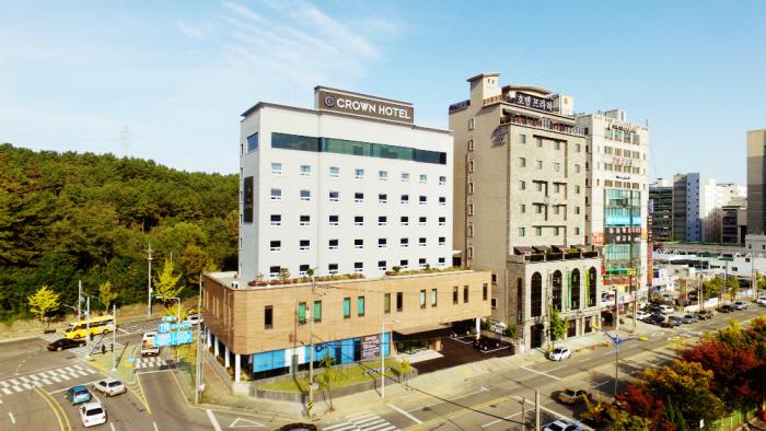 クラウン観光ホテル(크라운관광호텔)